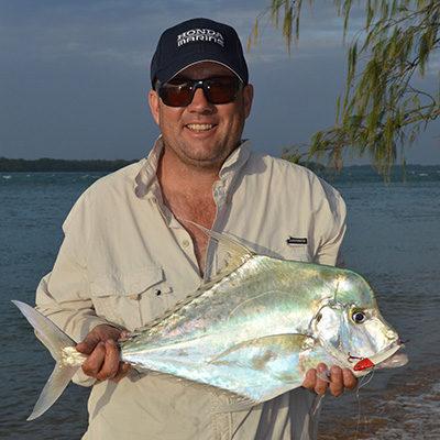 Smoking Fish at Cape York