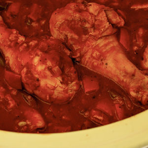 Slow-cooker Paprika chicken